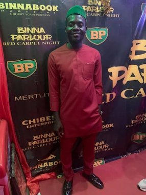 Binnaparlour Red Carpet Event celebration in Ghana