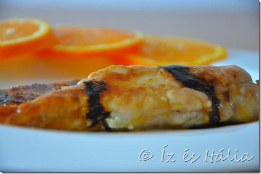Olasz narancsos ételek