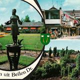 Ansichtkaarten ( meerluik kaarten ) Groeten uit ..... Drenthe.