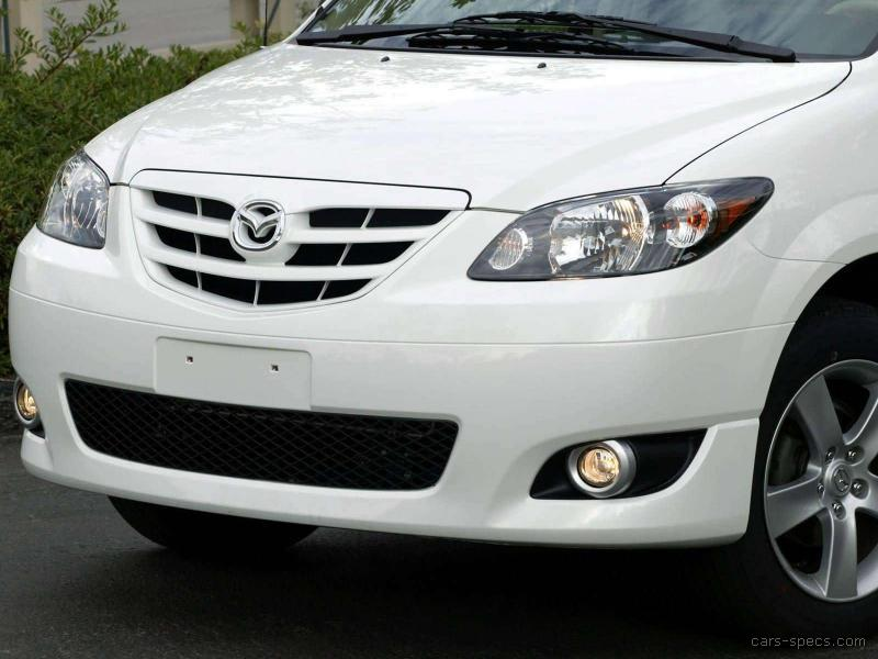 2004 mazda mpv minivan specifications pictures prices. Black Bedroom Furniture Sets. Home Design Ideas