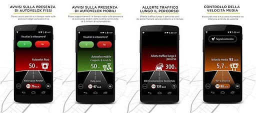 autovelox per android