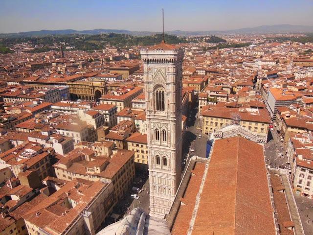 Vistas desde la Cúpula Brunelleschi