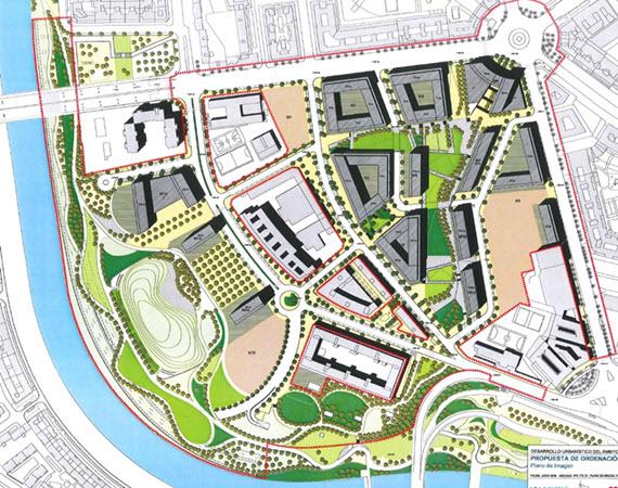 Nueva propuesta del Ayuntamiento para la operación Mahou-Calderón