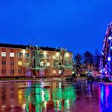 15 декабря 2011 года. Площадь Победы