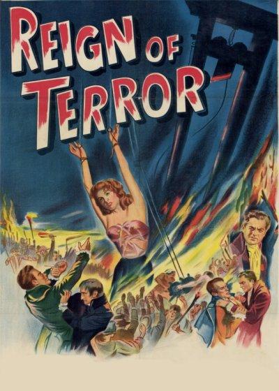 Reign of Terror Timeline