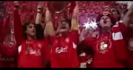 Liverpool Vs Ac milan 2005
