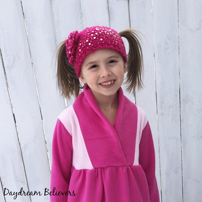 Girls Winter Fashion Fleece Dress by Daydream Believers Designs for CKC Patterns (1)