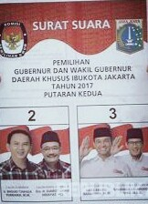 Ahok Vs Anies Final Chapter