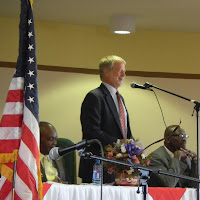 US Ambassador to Botswana Nolan speaks