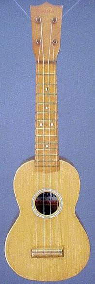 Yamaha Soprano Ukulele circa 1966