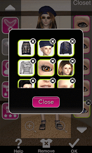 Click to Enlarge - Style Me Girl Level 24 - Nautical - Annie - Closet Items 1