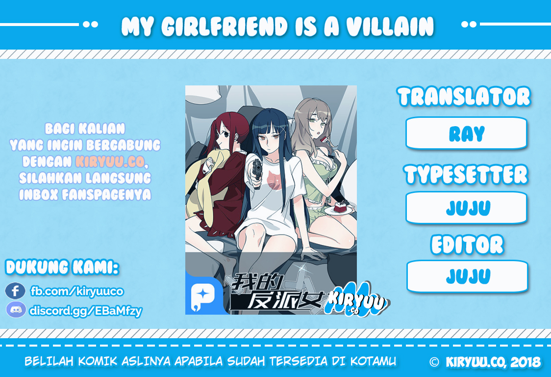 My Girlfriend is a Villain Chapter 18