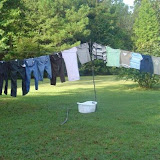 Laundry day!