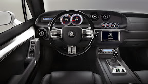 Equus Bass Interior