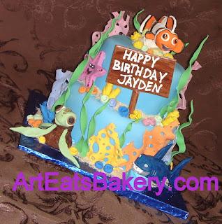 Specialty Kid S Birthday Cakes
