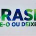 BRASIL: Em novas vinhetas, SBT resgata slogan da ditadura militar