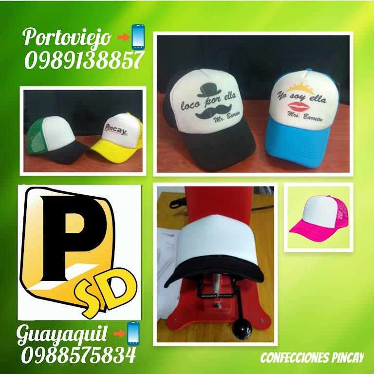 Confecciones   Bordados Pincay SD - Comercio en Guayaquil 8c569673fca