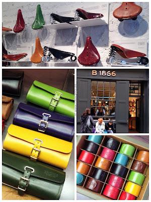 Tienda Brooks, B1866 36 Earlham St, Seven Dials