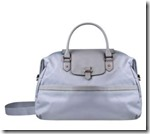 Liphault Paris Mineral Grey Duffle Bag