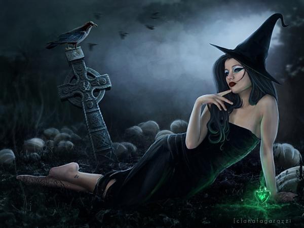 Bloody Queen Of Fate, Dark Goddess