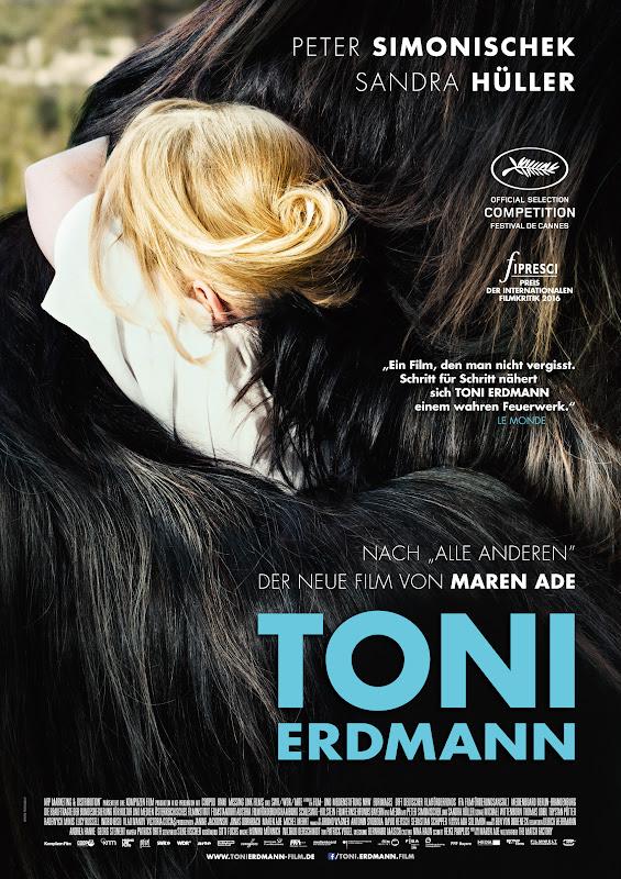 der cineast Blog Toni Erdmann Poster