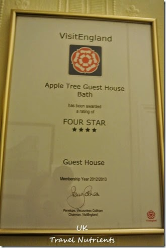 巴斯 Bath Apple Tree Guesthouse (28)