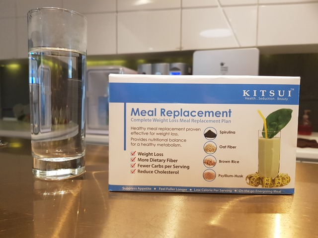 Meal Replacement Supplement by Kitsui |Review|