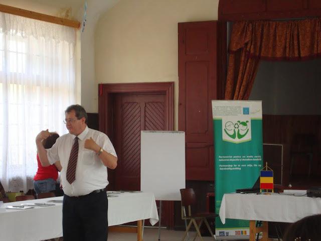 Workshop Parteneriat pt. un mediu curat - proiect educational  - 22-23 mai 2011 - DSC09666.JPG