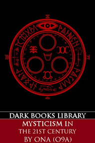 Cover of Order of Nine Angles's Book Mysticism in the 21st Century