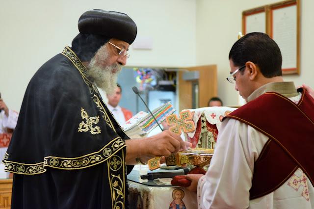 His Holiness Pope Tawadros II visit to St. Mark LA - DSC_0202.JPG