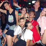 dance crew at Brickyard in Kaohsiung, Taiwan in Kaohsiung, Kao-hsiung city, Taiwan