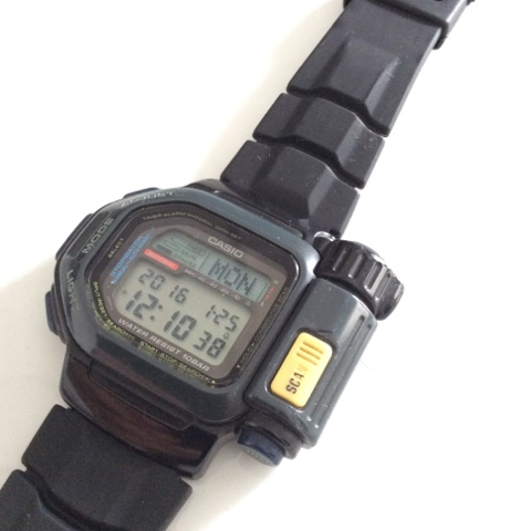 A glitch in the system for Thermo scanner watch