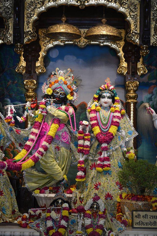 ISKCON Ujjain Deity Darshan 06 Jan 2017 (3)