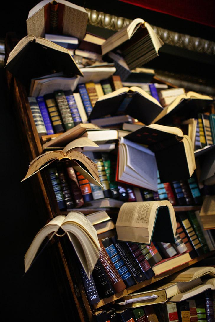 The Last Bookstore Los Angeles - Most Unique Bookstore in America.
