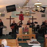 Living Waters Tabernacle, LeCompte, LA (2009 Tour)