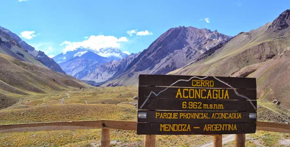 Aconcagua, Argentina