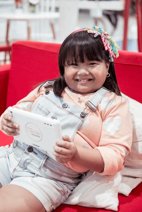 Happiest Bonding Moment with PLDT Telpad's Kiddie Entertainment Bundle