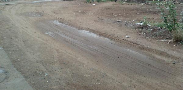 Worst Road India