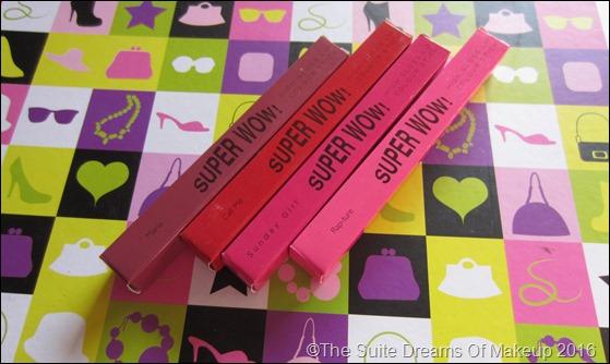 Labiales I heart Makeup SuperWOW!