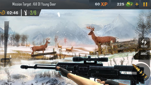 Animal Hunting Sniper Shooter  screenshots 1