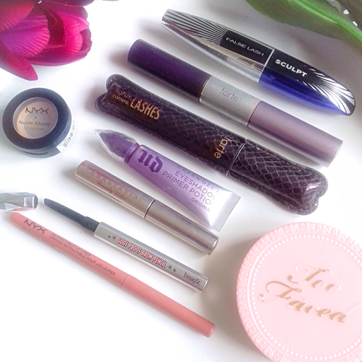 Makeup Review featuring Mascara, Primer and Brow Products