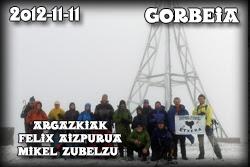Gorbeia 2012-11-11