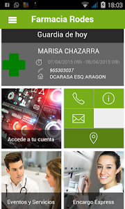 Farmacia y Parafarmacia Rodes screenshot 0