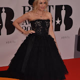 OIC - ENTSIMAGES.COM - Kylie Minogue at the  The BRIT Awards 2016 (BRITs) in London 24th February 2016.  Raymond Weil's  Official Watch and  Timing Partner for the BRIT Awards. Photo Mobis Photos/OIC 0203 174 1069