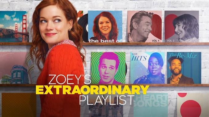 La extraordinaria playlist de Zoey: Vuelve el musical al territorio series con mucho color y ritmo