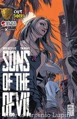 Actualización 28/09/2017: Heisenberg y Huascaj nos traen el numero 4 de Sons of The Devil. Una peligrosa cara del pasado re-emerge...