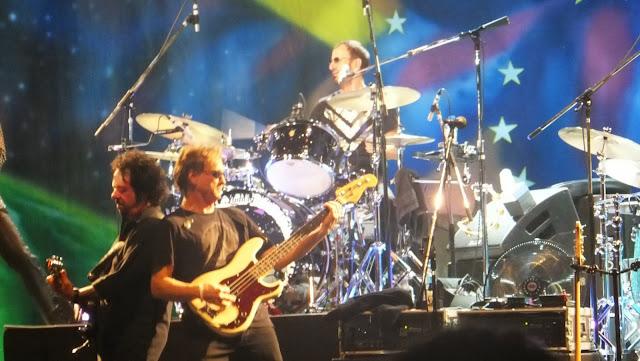 Ringo Starr, Toto, Luna Park, Buenos Aires, Argentina, 2013, Elisa N, Blog de Viajes, Lifestyle, Travel