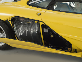 McLaren F1, yellow, brand new, complete, million car