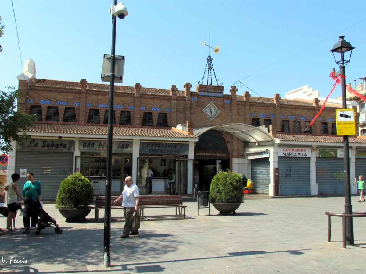 Plaça Pere San, 1 (Sant Cugat Del Vallès) Barcelona.