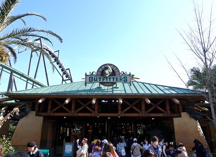 14 日本環球影城15周年 Re-boooorn 飛天翼龍 侏羅紀公園